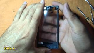 Troca de Touch Screen Nokia 520.2 (Troca de tela) #UTICell