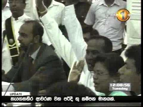 Sirasa lunch time news 30.04.2013 12 pm