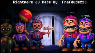 All fnaf characters voices
