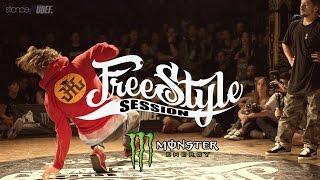 Freestyle Session 2014: Havikoro vs Top Nine (RUS)