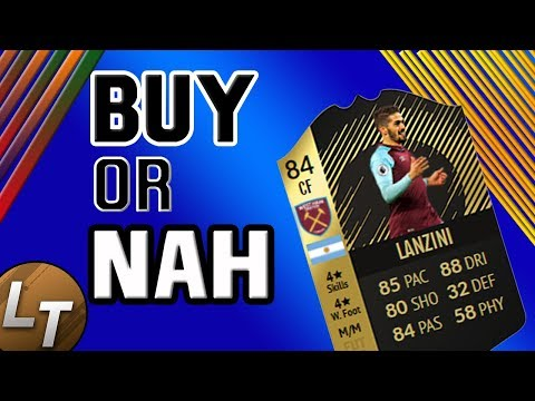IF Lanzini and Oxlade-Chamberlain Player Review!  |  Buy or Nah  |  FIFA 18 Player Review Series