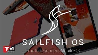 Sailfish OS: Nỗ lực của những người yêu Nokia (P.1)