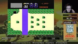 @Stunfest 2019 - TSPL - The Legend of Zelda Any% No UP+A by Janthe