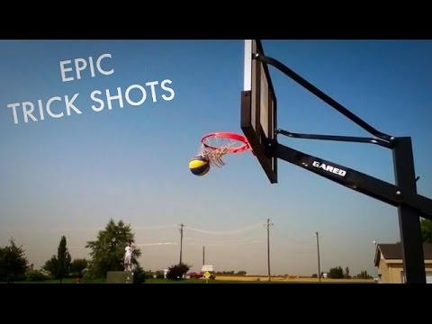 Epic Trick Shots - That's Nothin' Basketball™