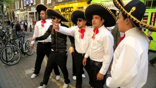 Viva London! With Werevertumorro from Mexico! Creators Invade London
