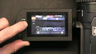 02. How To Enable the Advanced Microphone Settings On a Canon VIXIA HF G60 Professional Camcorder