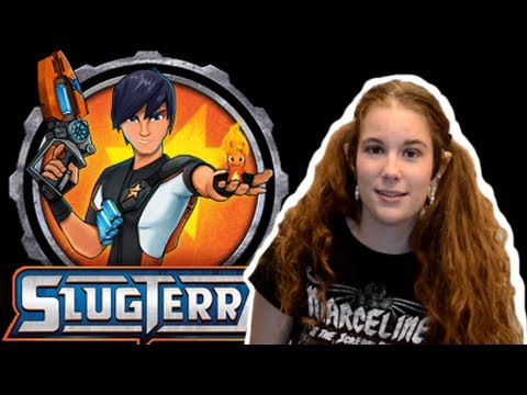 Slugterra REVIEW (Pixies Animation Vlog!)