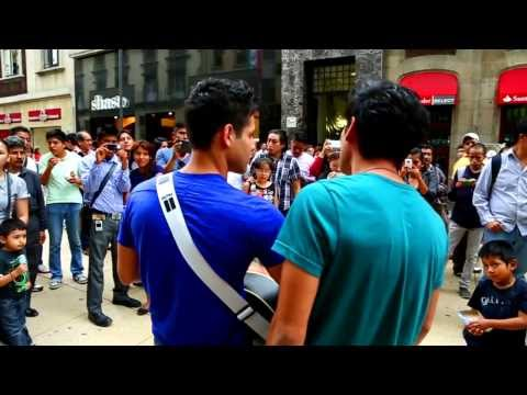 Pancho Y Julio - Calle Madero