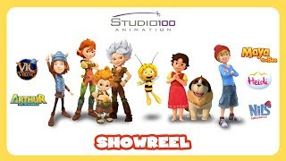 Studio 100 Animation -Trailer 2016