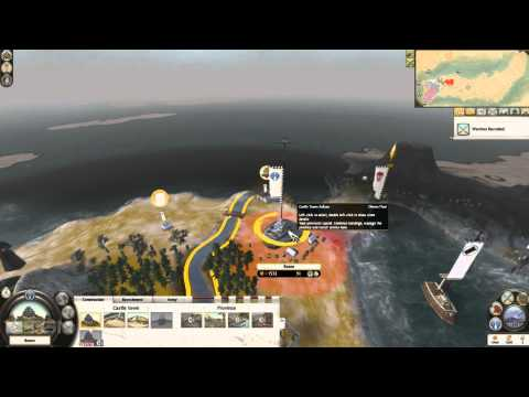 Total War Shogun 2 HD Otomo Campaign Part 2 Spreading the Word (death and destruction)