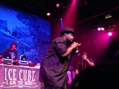 Ice Cube & WC-Life in California