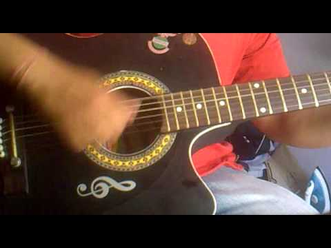 Kangna Tera Song By Dr.zues On Guitar video