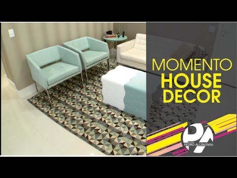 Momento House Decor com Marcelo Colon