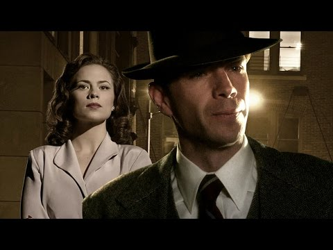 Agent Carter: James D'Arcy Talks Season 2 - Comic-Con 2015