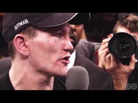Ricky Hatton's greatest hits