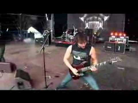 Unearth - Sanctity Of Brothers (Live @ With Full Force Festival, 2007)