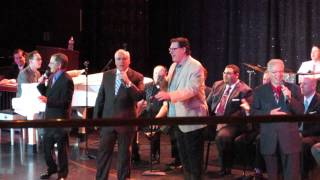 Kingsmen Reunion sing The Lovely Name Of Jesus