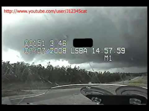 Rolette County North Dakota Tornados July 7, 2008