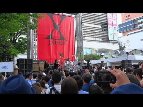 X JAPAN 2014.08.17 ���ɥ����饤�֡ʥ����������ȡ�