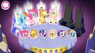 Fun Baby Kids Game My Little Pony: Harmony Quest #6 How To Gather 4 Ponies