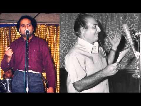 Teri Galiyon Mein Na Rakhenge Kadam - Tribute to Mohammed Rafi...