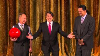 Penn and Teller: Fool Us in Vegas | Trailer | Channel 5