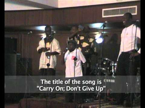 Carry On (Kenya) - Leonard Cheshire Disability Young Voices