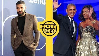The Obamas Have A New Podcast On The Way + Drake Going Into Politics?
