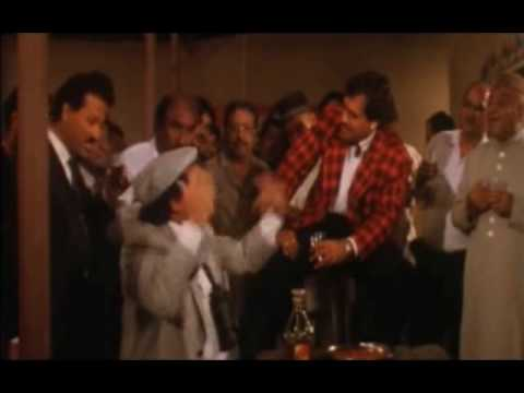 Naseeb 1997 Comedy Dialogue Govinda And Qadir Khan. video