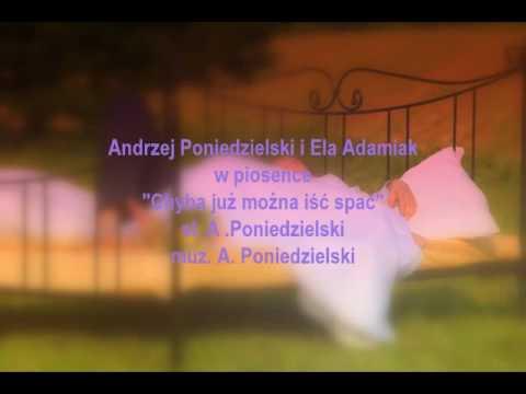 Andrzej Poniedzielski i Ela Adamiak - Chyba już można iść spać