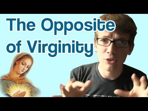 Non-VIrgin...a Lexical Gap?