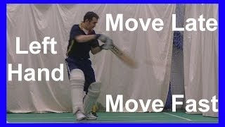 Cricket Batting Drills To Play Spin Bowling & Improve Left Handed Technique