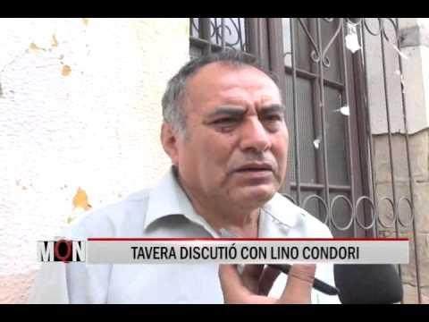 26/11/14 14:29 TAVERA DISCUTIÓ CON LINO CONDORI