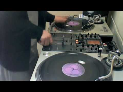 DJ KEITA - DMC JAPAN FINAL 2009 SET(practice at home)