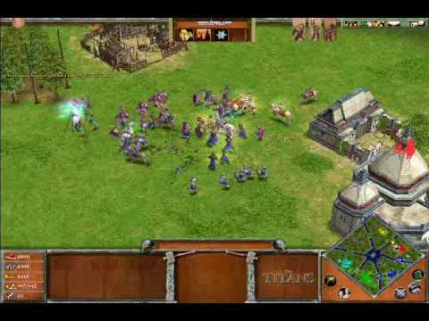 Age of Mythology Gameplay (1/2)