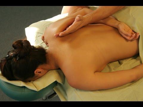 Massage Techniques Body