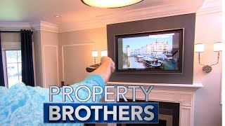 The Property Brothers Highlight Their Top Tech-Savvy Design Features