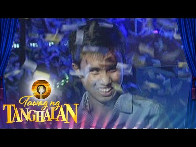 Tawag ng Tanghalan: Carlmalone Montecido defeats Jex De Castro