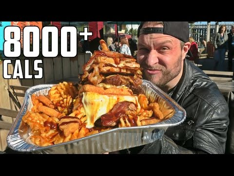 6lb Food Truck Challenge 8,000 Calories