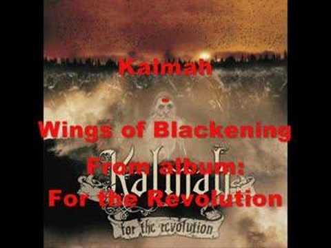 Kalmah - Wings Of Blackening