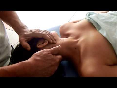 Masaje Cabeza - Cuello y Rostro