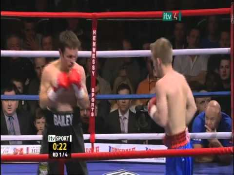 Ian Bailey v Steve Barnes - part 1