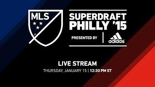 MLS SuperDraft Live Stream Archive