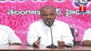 Koleti Damodar Gupta thank CM KCR over Arya Vysya Corporation | TRS manifesto  Telugu