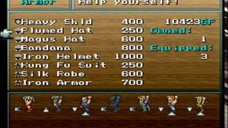 Final Fantasy VI- Push Me Underwater Part 20