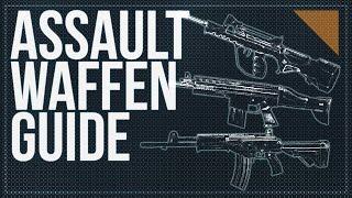 Battlefield 4: Sturmgewehr Guide - Die besten Sturmgewehre (Battlefield 4 Gameplay)