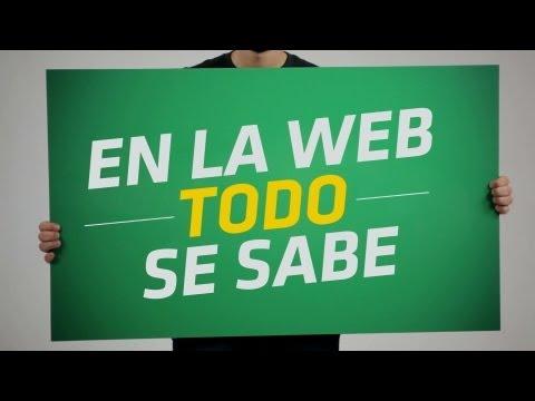 EN LA WEB TODO SE SABE