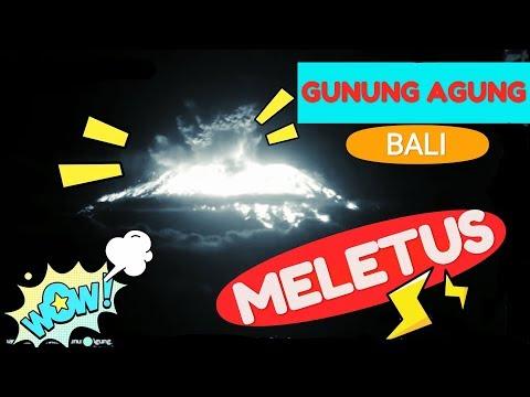 GUNUNG AGUNG MELETUS - BALI