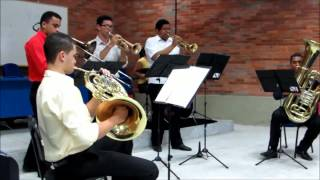 Sexteto Low Brass - Batista de Mello