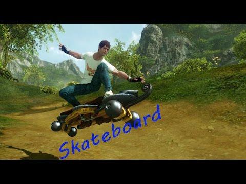 Archeage Skateboard